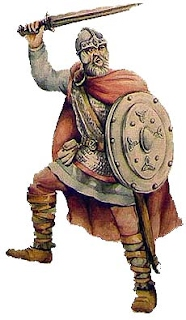 guerriero celtico
