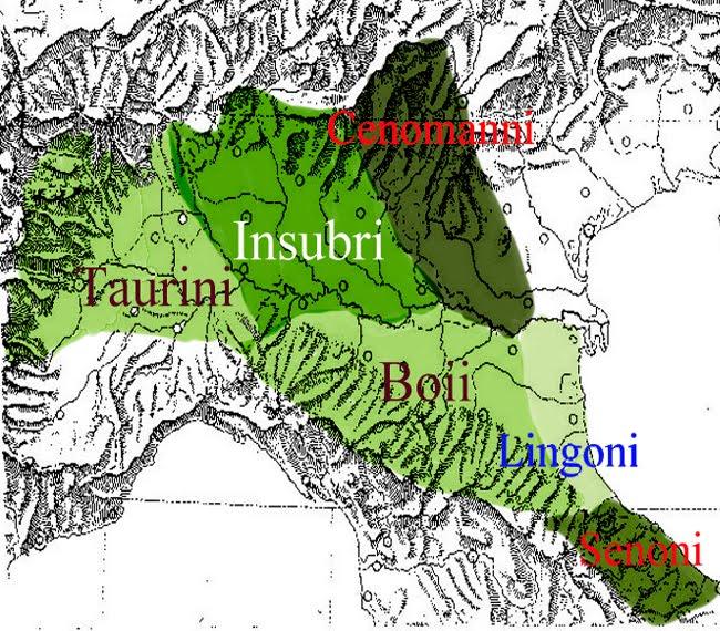 Italia celtica