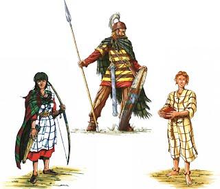 celti in italia
